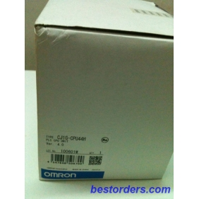Wholesale CJ1G-CPU44H OMRON CPU Unit